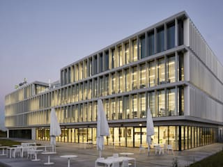 Sede Central DocMorris de TBI Architecture & Engineering