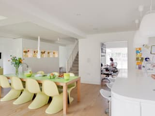 House Renovation and Extension Tenterden Kent Modern dining room by STUDIO 9010 Modern