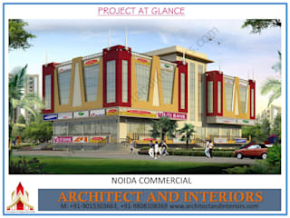 Oleh Absolute Architect and Interiors