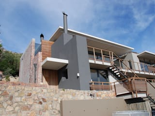 New Private Home in Llandudno Modern houses by Gallagher Lourens Architects Modern