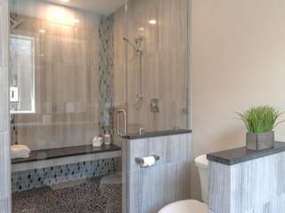 位於鄉村的精緻小別墅 monaco design 衛浴浴缸與淋浴設備