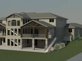 3D房屋設計 依照您的需求量身訂做 monaco design 房子