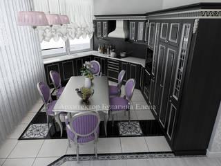 Dapur oleh Архитектурное Бюро 'Капитель', Klasik