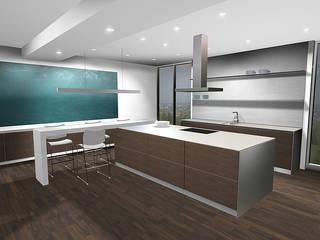 Küche Moderne Küchen von SW Retail+Interior Design Modern