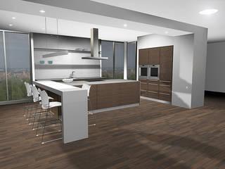 Küche :  Küche von SW  Retail+Interior Design,Modern