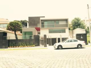 Fachada Principal: Casas de estilo  por rave arch