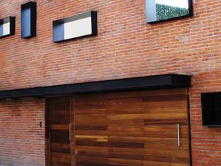 La providencia, San Jerónimo, CDMX.: Casas de estilo  por rave arch