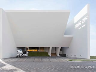 Fotografía Casa AB / Arquitectura & ID: Casas de estilo  por Kroma Photo