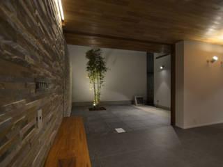 Moderner Garten von 遠藤誠建築設計事務所(MAKOTO ENDO ARCHITECTS) Modern