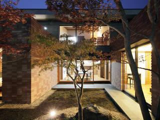 Moderner Garten von カトウアーキテクトオフィス Modern