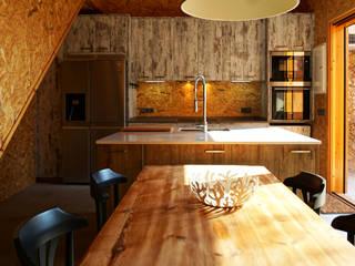 Cocinas de estilo  por RIBA MASSANELL S.L.