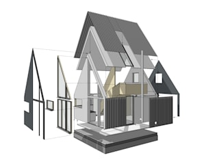 Exploded view:   door Kwint architecten