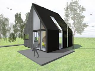Tiny House van Kwint architecten