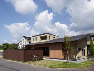 Modern Evler カトウアーキテクトオフィス Modern