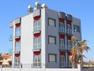 izmir inşaat ve dekorasyon – Yazlık Daire Projesi: modern tarz Evler