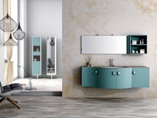 Round rovere colore:  in stile  di krayms A&D - Fa&Fra