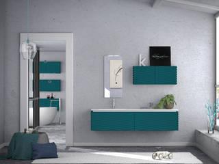 krayms A&D - Fa&Fra BathroomStorage MDF Blue