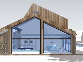modern  by WESTERBREEDTE architecten, Modern