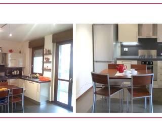 Cucina:  in stile  di Antonella Polimene Home Stager