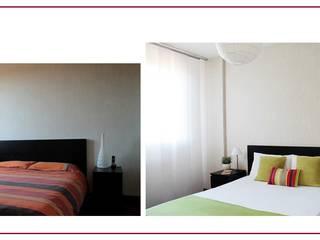 Camera da letto:  in stile  di Antonella Polimene Home Stager