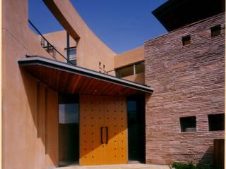 豊田空間デザイン室 一級建築士事務所 Mediterranean style house Orange