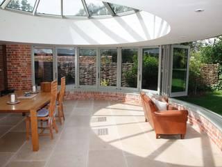 Silvermans Cottage Modern windows & doors by Simplicity Timber Solutions Ltd Modern