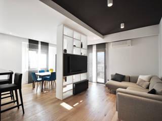degma studio Modern living room
