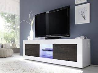 High-gloss furniture:   by Sena Home Furniture