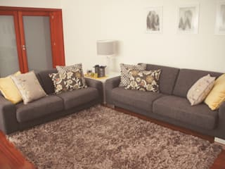 Moderne Wohnzimmer von Perfect Home Interiors Modern