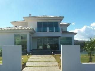Casas estilo moderno: ideas, arquitectura e imágenes de Arquiteta Ana Paula Paiva Moderno