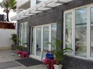 Green Home Solution Ventanas de PVC