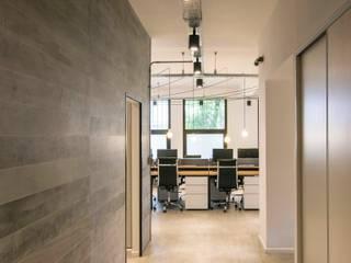 Ruang Kerja oleh TC Estudio, Industrial