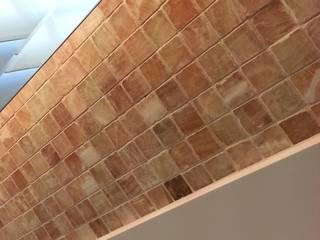 Banheiro Masculino: Banheiros  por Cintia Abreu - Arquitetura e Interiores