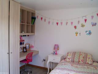Dormitorio : Dormitorios infantiles de estilo moderno por Smartlive Studio