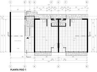 por Estudio Terra Arquitectura & Patrimonio Moderno