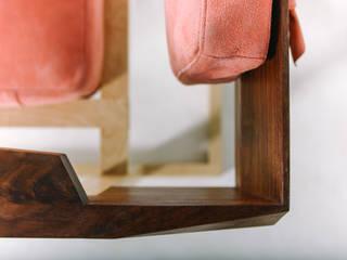Кресло Кресло Pink Creamson от Fly Massive Millworks:  в . Автор – Fly Massive Millworks