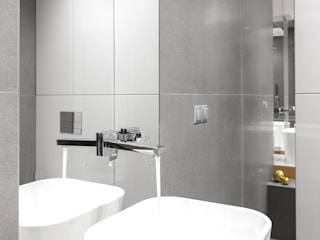 Finchstudio Modern style bathrooms