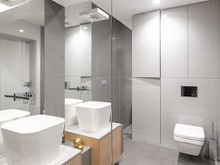 Modern bathroom by Finchstudio Modern