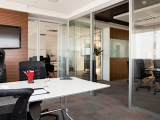 Commercial Spaces by Infinity Spaces