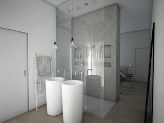 Modern Bedroom by Marianna Di Gregorio Modern