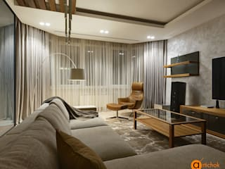 Artichok Design Living room Wood Grey