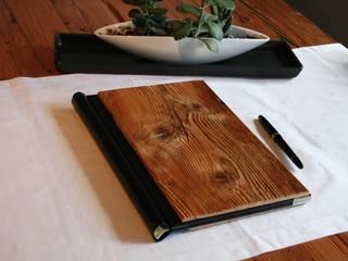 woodesign Christoph Weißer Study/officeAccessories & decoration Kayu Brown