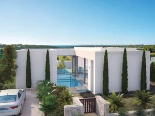 Limonero 12-17. Las Colinas Golf. Marjal de GESTEC. Arquitectura & Ingeniería Mediterráneo