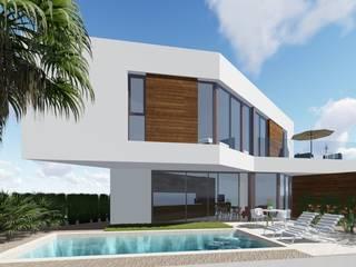 Med House 24 de GESTEC. Arquitectura & Ingeniería