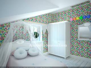 Nursery/kid's room by Архитектурное Бюро 'Капитель', Eclectic