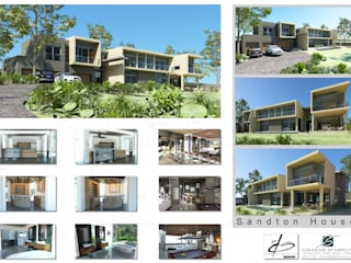 Presentation for Graeme Sparrow Architects Modern houses by Edge Design Studio Architects Modern