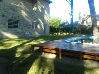 Complejo de Vacacional en Mar Azul, Villa Gesell Casas minimalistas de ARQ. LARRIVIERE Minimalista