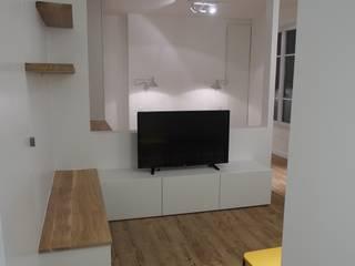 deSYgn by JM2 Living room Wood White