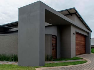 CA Architects Modern houses