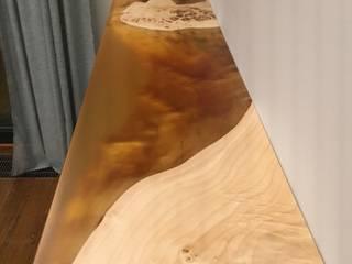 Полки из массива горного тополя:  в . Автор – Дубовая Долли, Лофт